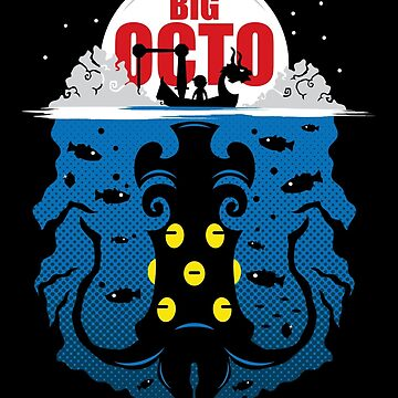 Big Octo by JRBERGER