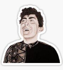 hobo johnson Sticker