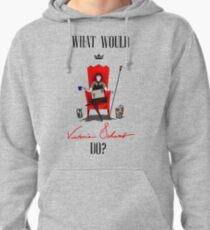 What Would Victoria Schwab Do? Pullover Hoodie