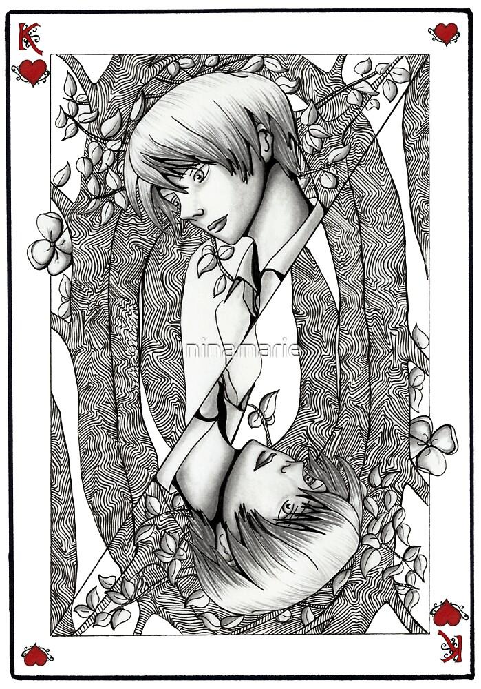 King of Hearts by ninamarie