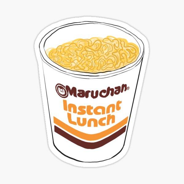 Maruchan Sticker