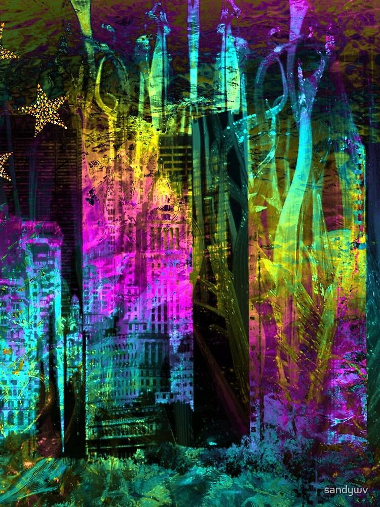 Neon City by sandywv