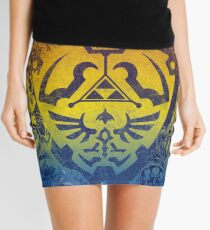 garden of wisdom Mini Skirt