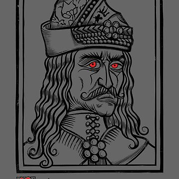 Vlad are YOU looking at?! Funny Halloween Shirt Vlad Dracula Horror by kgullholmen