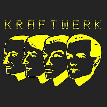 Kraftwerk Shirt by RatRock