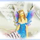 Fairy in Blue............. by lynn carter
