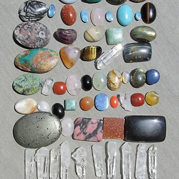 65 Rocks! by ingridthecrafty