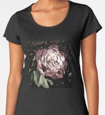 Winter Park October Rose Premium Scoop T-Shirt
