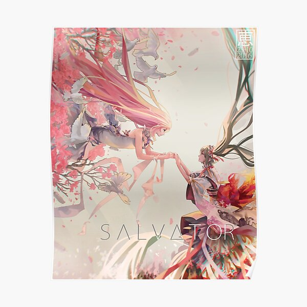 Vocaloid SALVATOR Poster