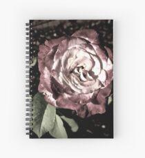 Winter Park October Rose Spiral Notebook