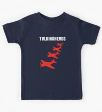 Camiseta para niños Camisa de cabezas parlantes