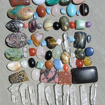 75 Rocks! by ingridthecrafty