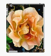Orange You Glad You Stopped to Smell the Roses iPad Case/Skin