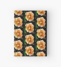 Orange You Glad You Stopped to Smell the Roses Hardcover Journal