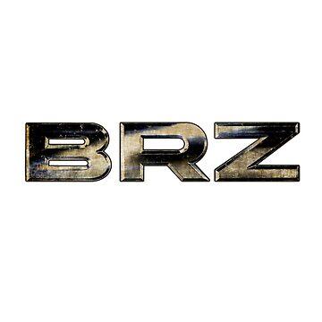 BRZ Subaru by roccoyou