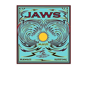 JAWS HAWAII SURFING by theoatman