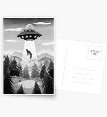 Ich möchte glauben Postkarten