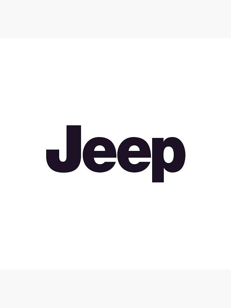 Jeep-Logo-Waren von ColumbusRay