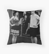 Mirroring  Throw Pillow