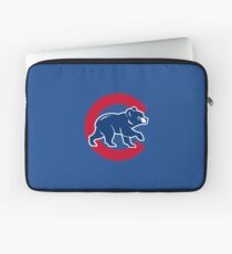 Chicago Cubs Original Logo Laptop Sleeve