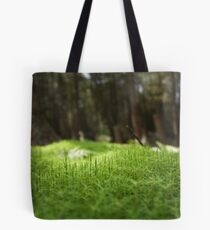 Spikey Grass Tote Bag