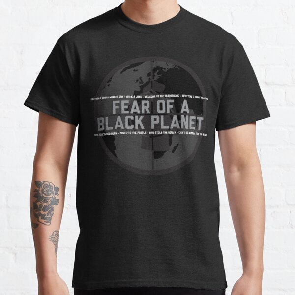 Fear of a Black Planet Classic T-Shirt