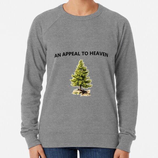 Pine Tree Flag Appeal to Heaven Lightweight Sweatshirt