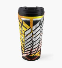 Wings of Freedom - Attack on Titan Design Travel Mug