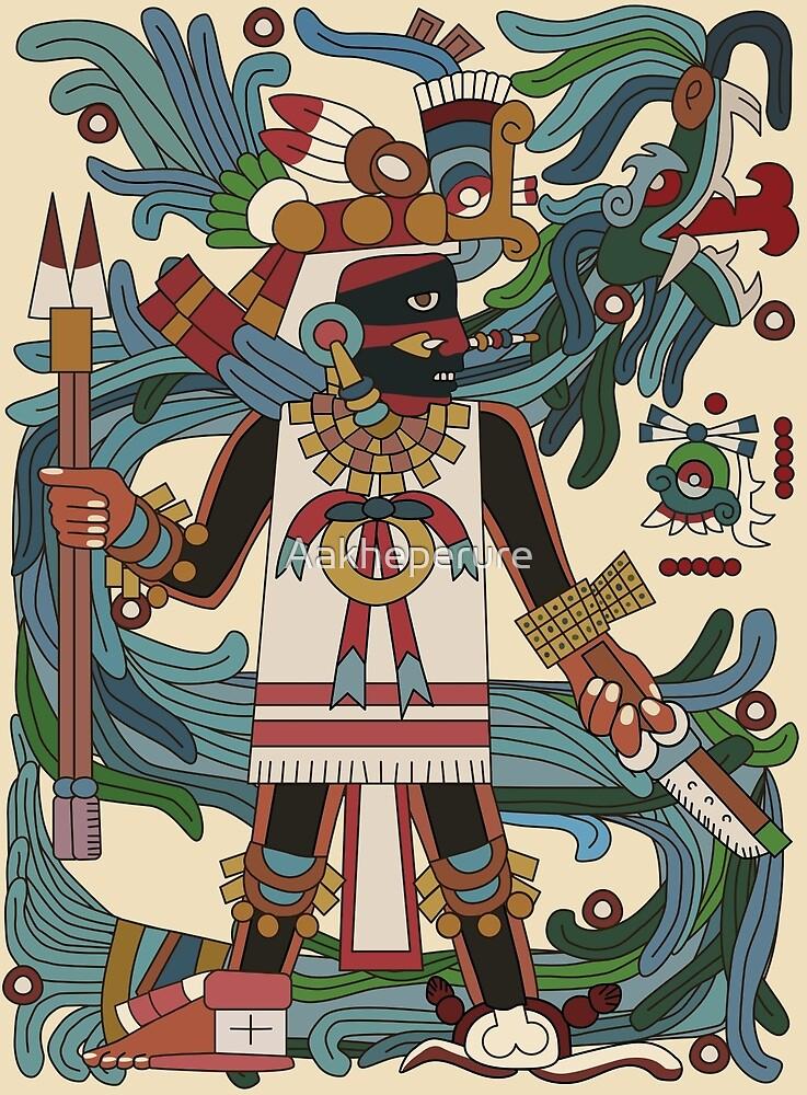 Tezcatlipoca II by Aakheperure