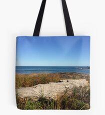 Ocean Scenery Tote Bag