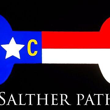 Salter Path NC dog bone by barryknauff