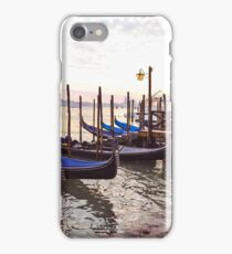 Gondolas iPhone Case/Skin