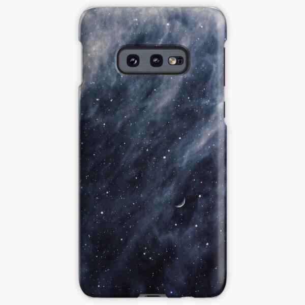 Blue Clouds, Blue Moon Samsung Galaxy Snap Case