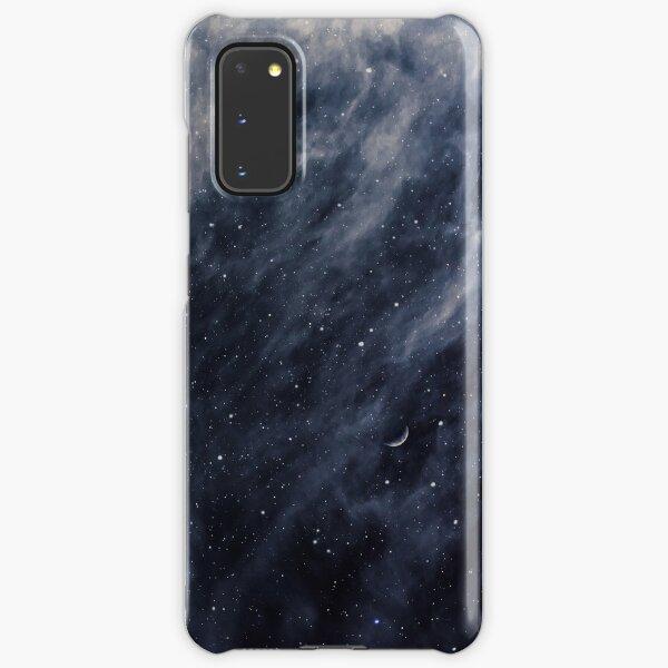 Blaue Wolken Samsung Galaxy Leichte Hülle