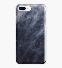 Blue Clouds, Blue Moon iPhone 8 Plus Case