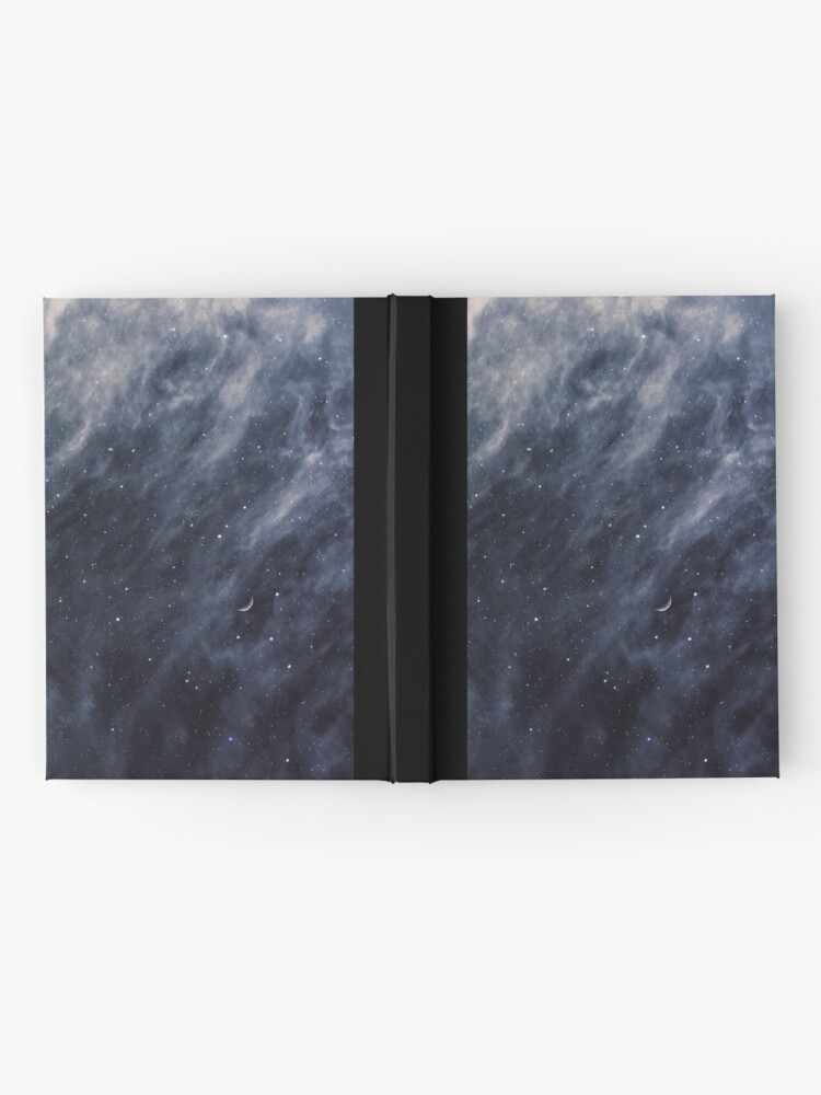 Alternate view of Blue Clouds, Blue Moon Hardcover Journal