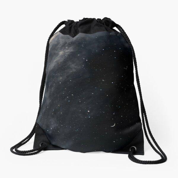 Melancholy Drawstring Bag