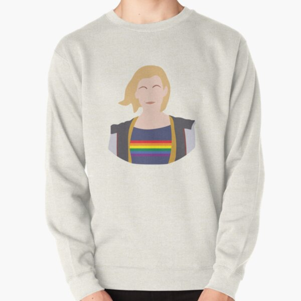 13th Doctor - Gay Pride Pullover Sweatshirt