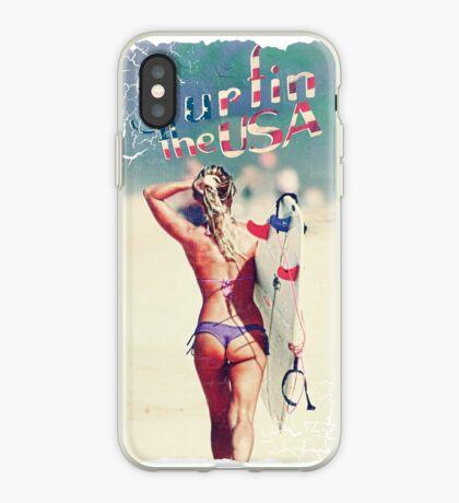 TASTY™ Surfer Girl iPhone Case