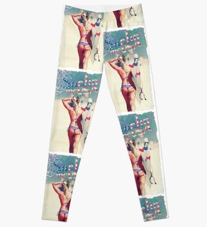 TASTY™ Surfer Girl Leggings