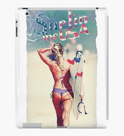 TASTY™ Surfer Girl iPad Case/Skin