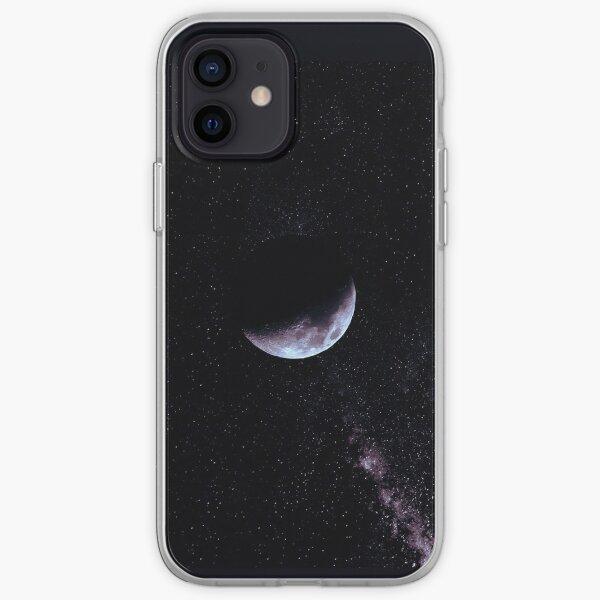 Night Moon iPhone Soft Case