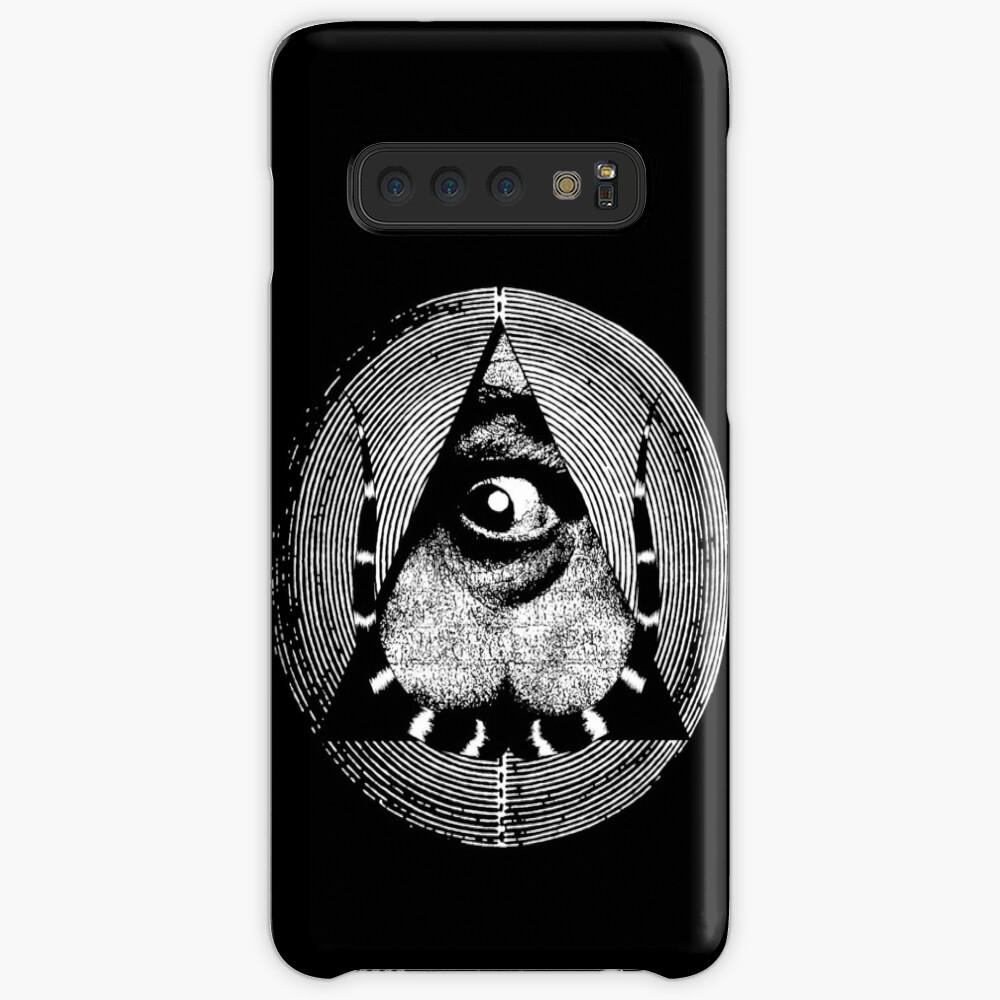 dali's all-dreaming eye Samsung Galaxy Snap Case