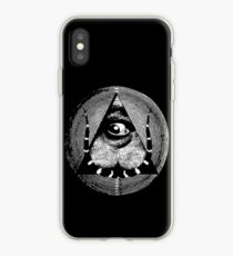 dali's all-dreaming eye iPhone Case