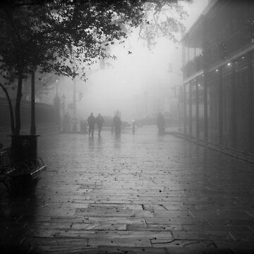 New Orleans in B & W von va103