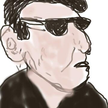 Roy O, Big O, Sun, Rockabilly, Wilburys, PNG  by SGLAZARUS