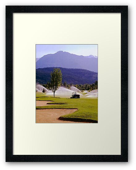 Golf Course - Canada by Kent DuFault