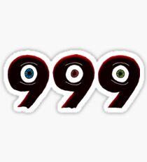 999 - Juice WRLD Sticker