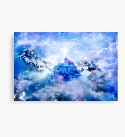 Glory of the New Jerusalem Canvas Print