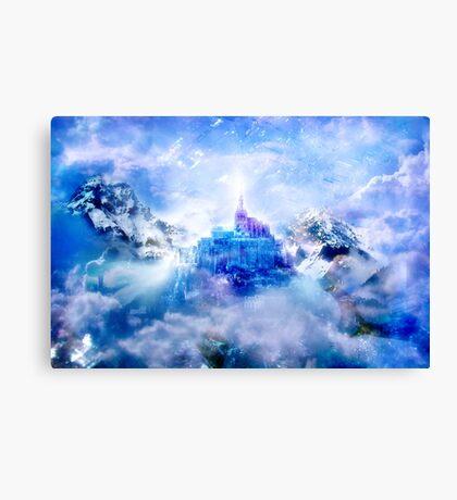 Glory of the New Jerusalem Canvas Print